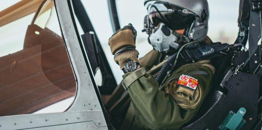 Đồng hồ Pháp Yema giá bình dân – Phiên bản giới hạn quân sự