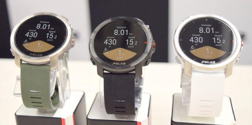 Đồng hồ thông minh Polar Grit X – Đồng hồ thể thao kết nối GPS