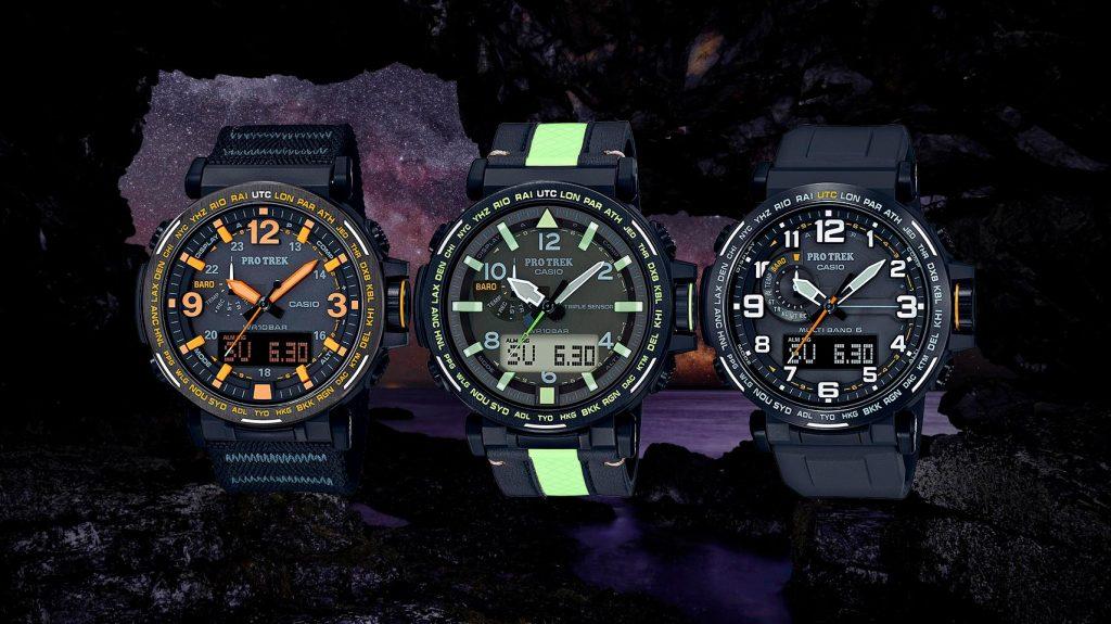 Casio ProTrek PRG 2020 1024x575 - Casio ProTrek 2020: Bộ sưu tập đồng hồ Casio nam dành cho nhà thám hiểm