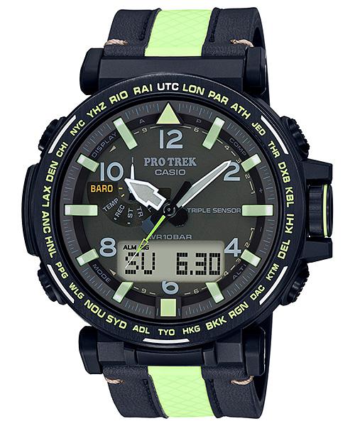 Casio ProTrek PRG 650YL 3 - Casio ProTrek 2020: Bộ sưu tập đồng hồ Casio nam dành cho nhà thám hiểm