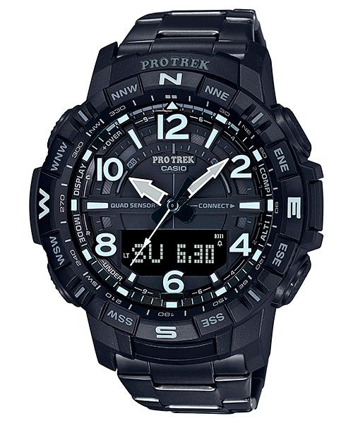 Casio ProTrek PRT B50YT 1 - Casio ProTrek 2020: Bộ sưu tập đồng hồ Casio nam dành cho nhà thám hiểm