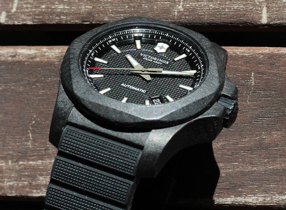 victorinox 3 - Khám phá đồng hồ Victorinox INOX Carbon Mechanical