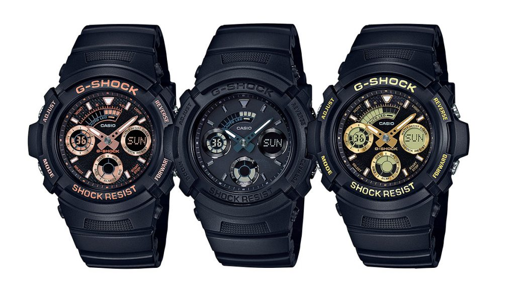 AW 591 1024x597 1 - Top 10 đồng hồ G-Shock giá rẻ nhất 2020