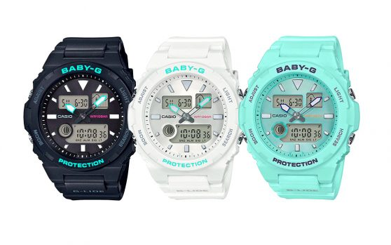 Top 5 đồng hồ Casio Baby G Ana-Digi kết hợp đồng hồ điện tử và kim