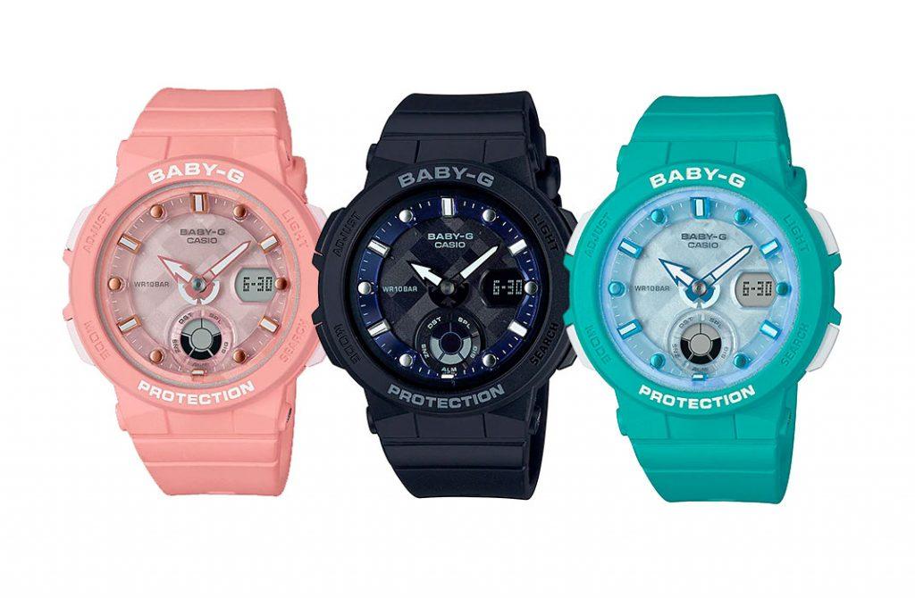BGA 250 1024x670 - Top 5 đồng hồ Casio Baby G Ana-Digi kết hợp đồng hồ điện tử và kim