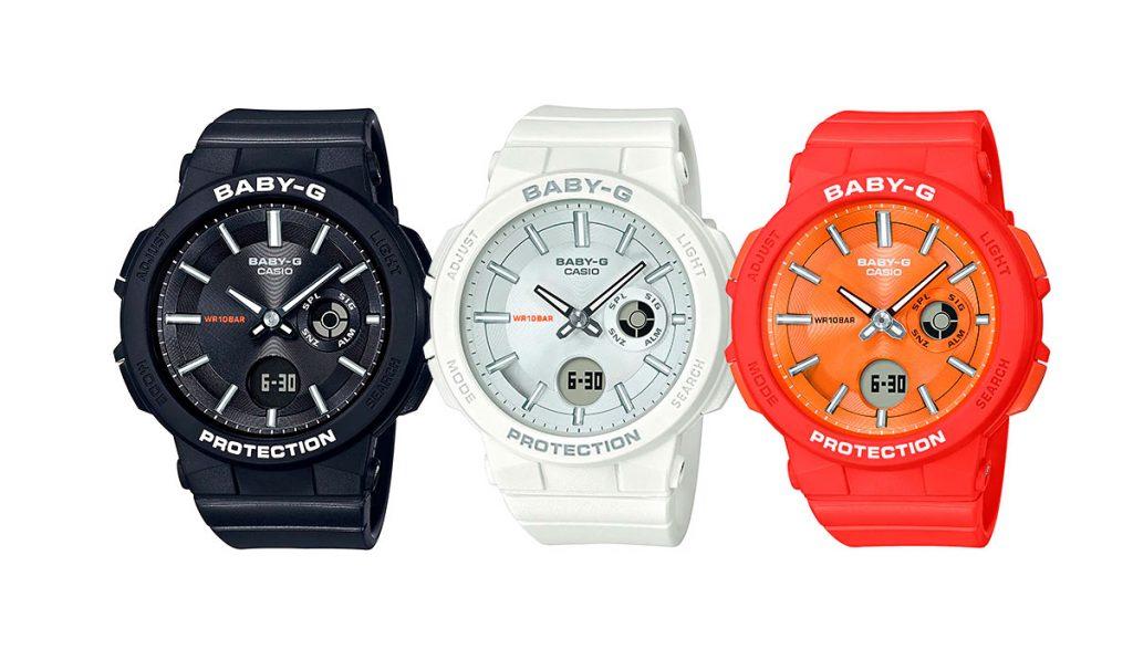 BGA 255 1024x597 - Top 5 đồng hồ Casio Baby G Ana-Digi kết hợp đồng hồ điện tử và kim