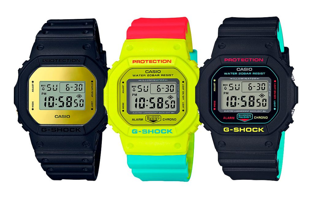 DW 5600 1024x656 - Top 10 đồng hồ G-Shock giá rẻ nhất 2020