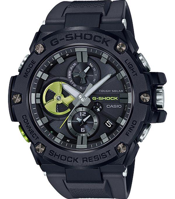 GST B100B 1A3 012 600x682 - GST-B100B-1A3DR | G-STEEL | G-SHOCK | Đồng hồ | CASIO