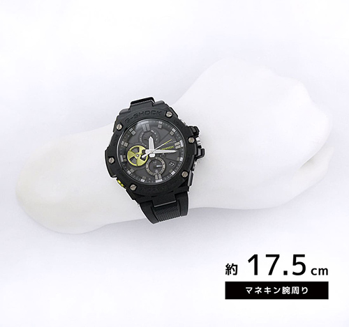 GST B100B 1A3 11 - GST-B100B-1A3DR | G-STEEL | G-SHOCK | Đồng hồ | CASIO