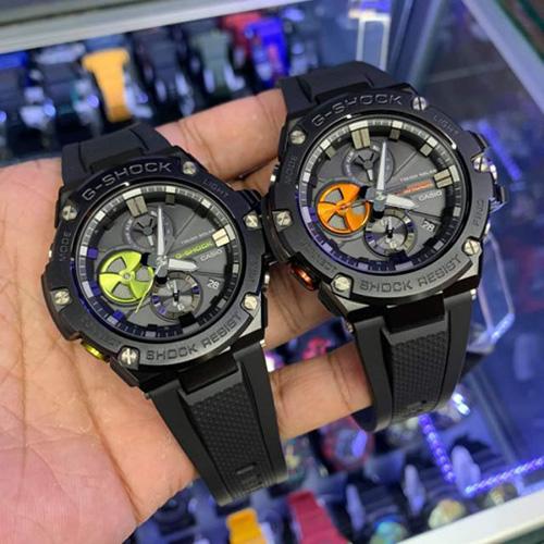 GST B100B - GST-B100B-1A3DR | G-STEEL | G-SHOCK | Đồng hồ | CASIO
