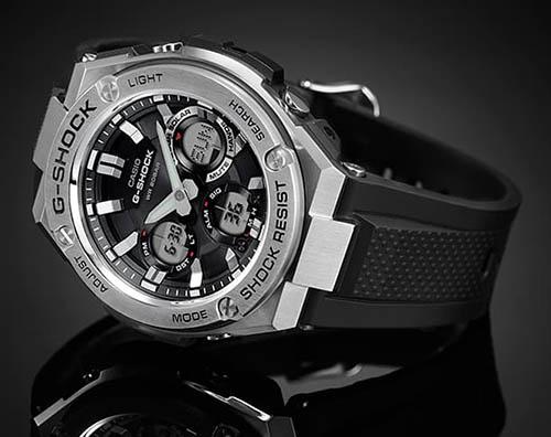 GST S110 1ADR 4 - GST-S110-1A|G-STEEL|G-SHOCK|Đồng hồ|CASIO