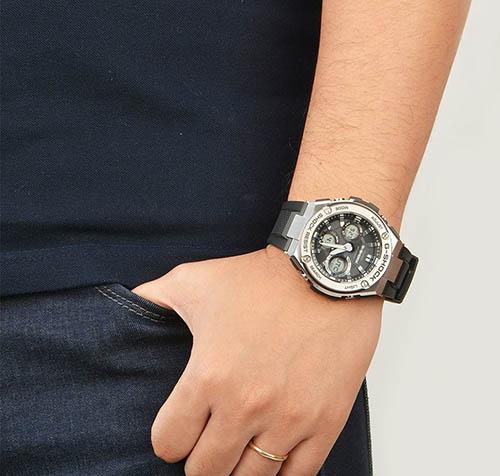 GST S110 1ADR 5 - GST-S110-1A   G-STEEL   G-SHOCK   Đồng hồ   CASIO