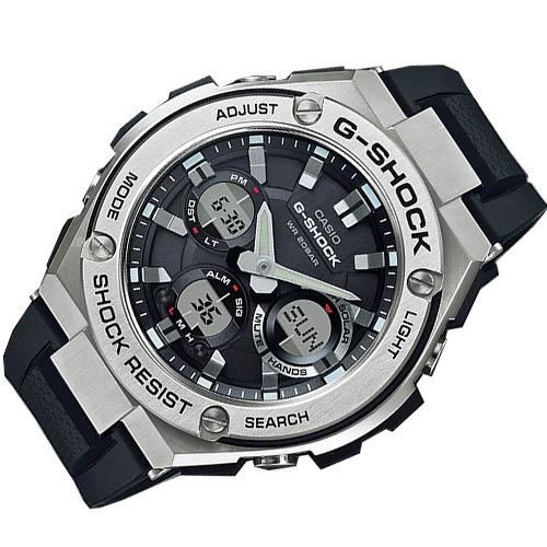 GST S110 1ADR 6 - GST-S110-1A   G-STEEL   G-SHOCK   Đồng hồ   CASIO