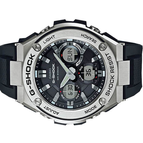 GST S110 1ADR 7 - GST-S110-1A   G-STEEL   G-SHOCK   Đồng hồ   CASIO