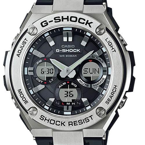 GST S110 1ADR 8 - GST-S110-1A   G-STEEL   G-SHOCK   Đồng hồ   CASIO