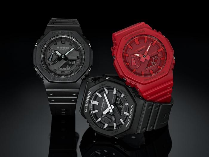ga 2100 first stage 6 - Top 10 đồng hồ G-Shock giá rẻ nhất 2020
