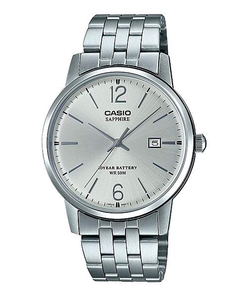 MTS 110D 7AV - [Đồng hồ Casio 2020] MTS-110 - Kính sapphire và pin 10 năm