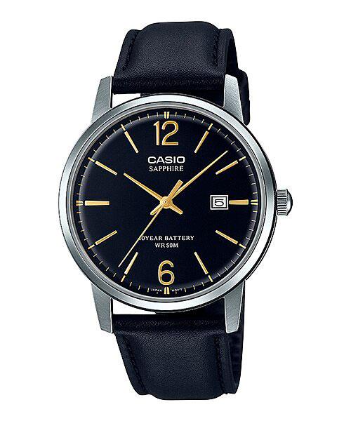 MTS 110L 1AV - [Đồng hồ Casio 2020] MTS-110 - Kính sapphire và pin 10 năm