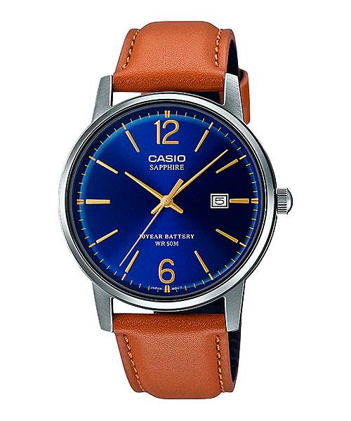 MTS 110L 2AV - [Đồng hồ Casio 2020] MTS-110 - Kính sapphire và pin 10 năm