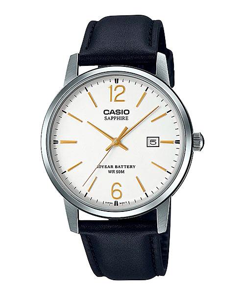 MTS 110L 7AV 1 - [Đồng hồ Casio 2020] MTS-110 - Kính sapphire và pin 10 năm