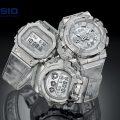 [Casio G-Shock 2020] GM-110SCM và GM-5600SCM – Dây đeo ngụy trang trong suốt