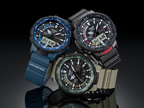 Đánh giá đồng hồ Protrek PRT-B70 dành cho người yêu thích câu cá