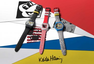 05 Swatch X Keith Haring The Mickey Watch 370x253 - Đồng hồ Orient FET0P001W0 Automatic Sun Moon