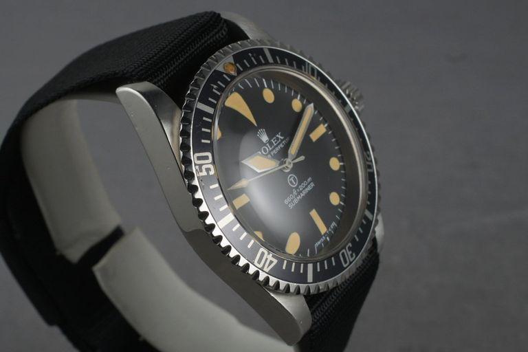 1614027023 01 - Lịch sử đồng hồ Rolex Submariner là 'MilSub' do Quân đội phát hành