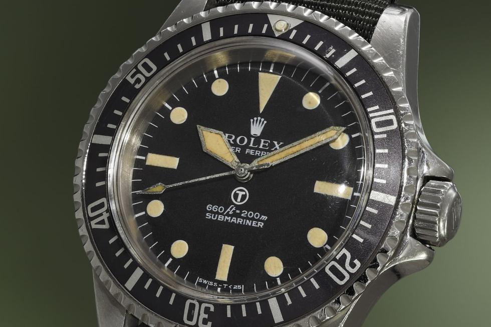 1614027023 - Lịch sử đồng hồ Rolex Submariner là 'MilSub' do Quân đội phát hành