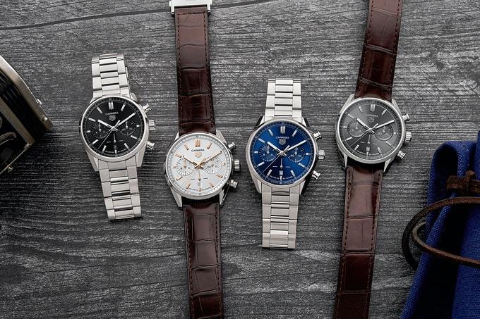 TagGroup2 Lifestyle 001 - Nhìn sâu hơn về đồng hồ Calibre Heuer 02, cùng với 12 đồng hồ bấm giờ TAG Heuer mới