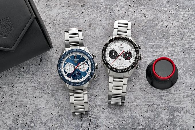TagGroup3 lifestyle 001 - Nhìn sâu hơn về đồng hồ Calibre Heuer 02, cùng với 12 đồng hồ bấm giờ TAG Heuer mới