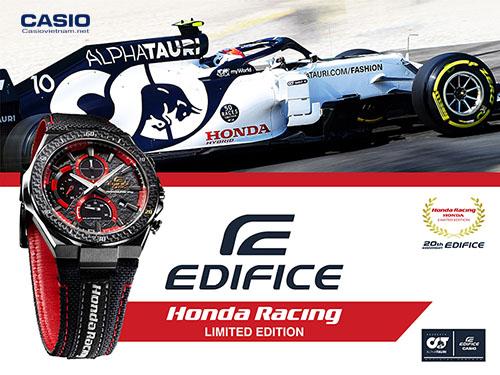 EFS 560HR 1A 1 - Đánh giá chi tiết về bộ sưu tập đồng hồ Casio Edifice