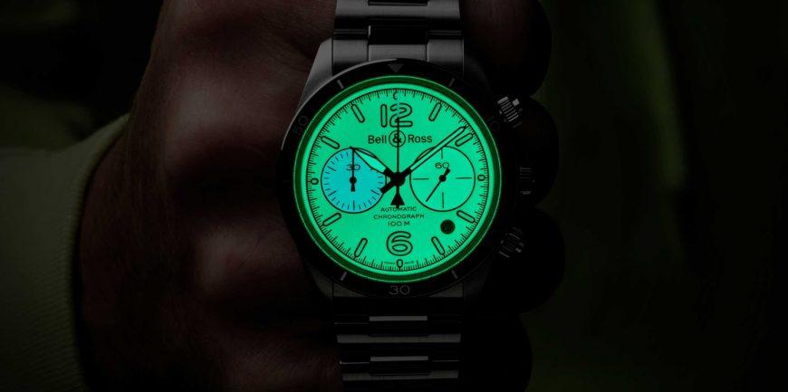Giới thiệu đồng hồ Bell & Ross BR V2-94 FULL LUM