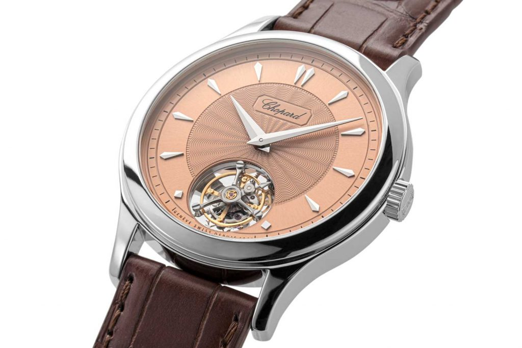 02 Chopard LUC 1860 Flying T Special Revolution LS 1024x683 - Giới thiệu Chopard LUC 1860 Flying T sang trọng