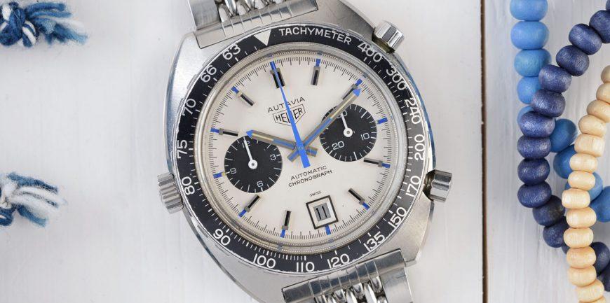 Đồng hồ Heuer tốt nhất từ những năm 1970 và những điều cần biết khi mua.