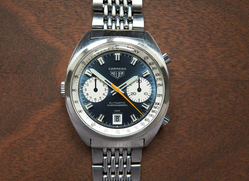 Heuer Carrera 1153 1 1536x1117 1 1024x745 - Đồng hồ Heuer tốt nhất từ những năm 1970 và những điều cần biết khi mua.