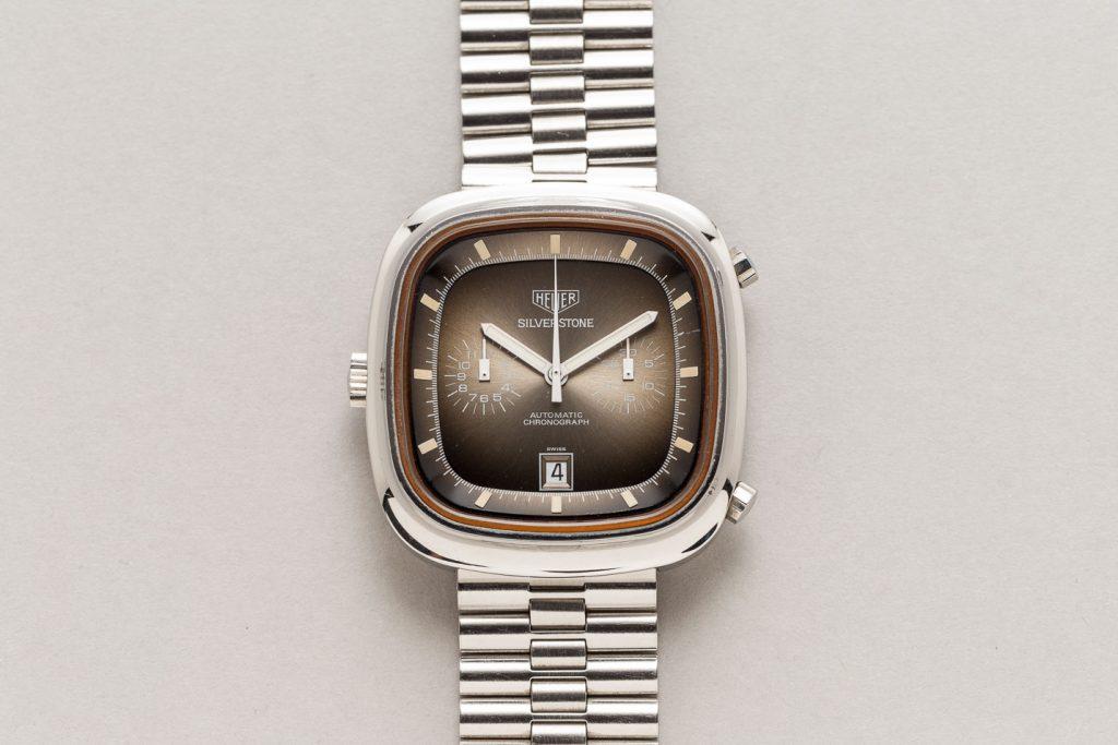 Heuer Silverstone 1 1024x683 - Đồng hồ Heuer tốt nhất từ những năm 1970 và những điều cần biết khi mua.