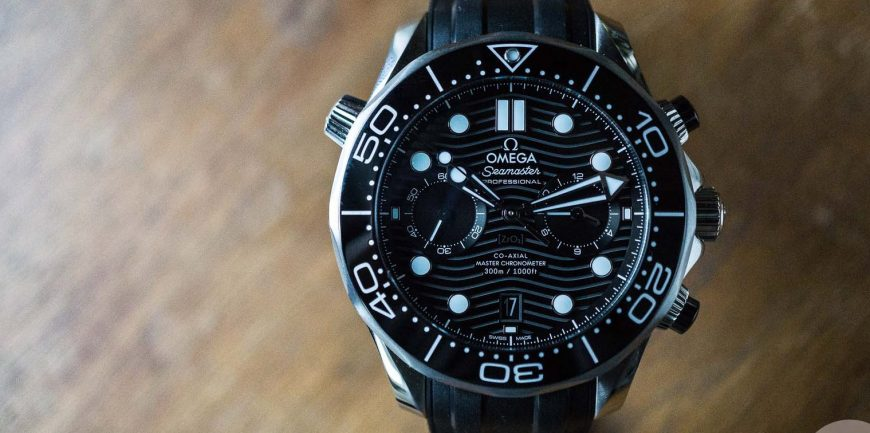 Khám phá Omega Seamaster 300M Chronograph