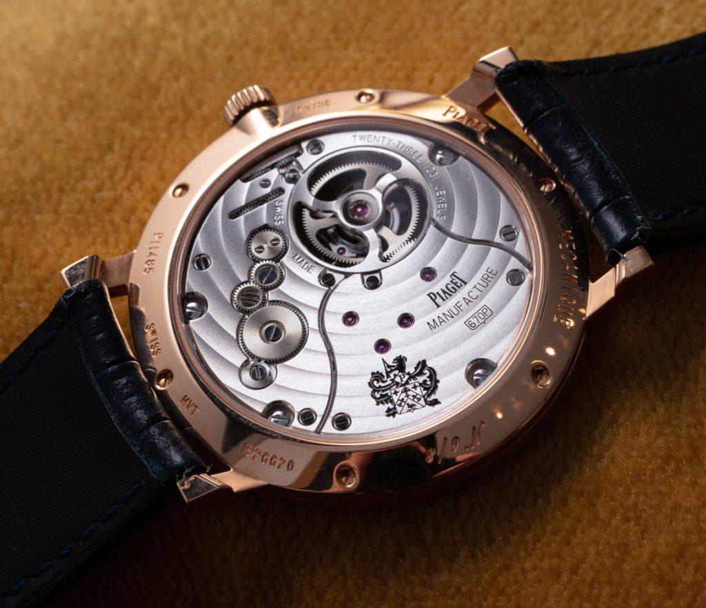 Piaget Altiplano Tourbillon Diamonds watches 4 1024x881 - Khám phá hai chiếc đồng hồ Piaget Altiplano Tourbillon được trang trí bằng kim cương
