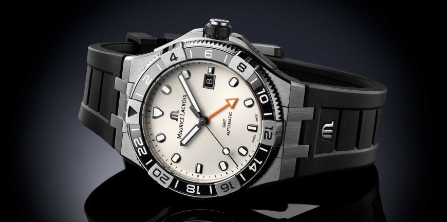 Giới thiệu đồng hồ Maurice Lacroix Aikon Venturer GMT