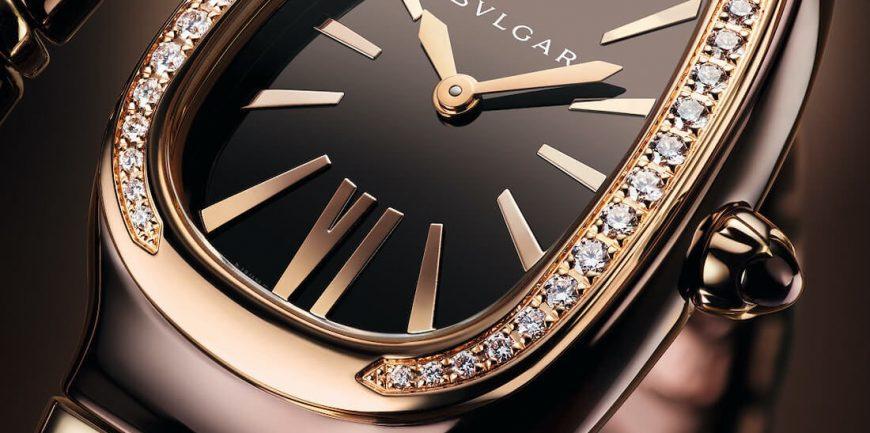 Khám phá đồng hồ Bvlgari Serpenti thời trang Nhật Bản