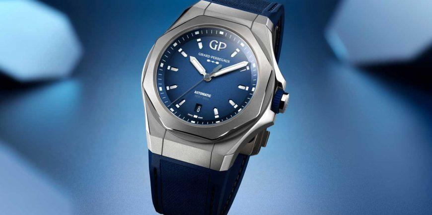Giới thiệu đồng hồ Girard-Perregaux Laureato Absolute Ti 230