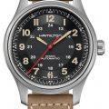 Hamilton công bố đồng hồ Khaki Field