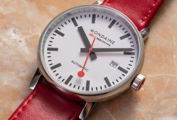 Mondaine Official Swiss Railways Evo2 Automatic watches 1 345x235 - koolshop home 11