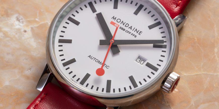 Đồng hồ tự động Mondaine Official Swiss Railways Evo2