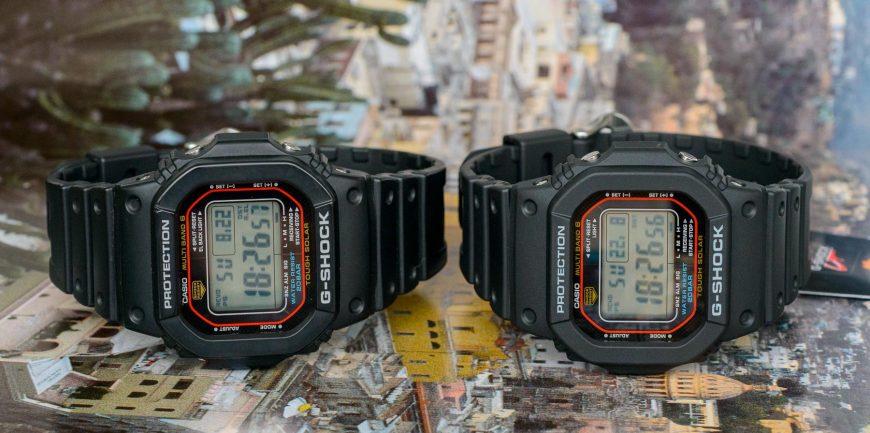 Đánh giá đồng hồ G-Shock Square GW-M5610U