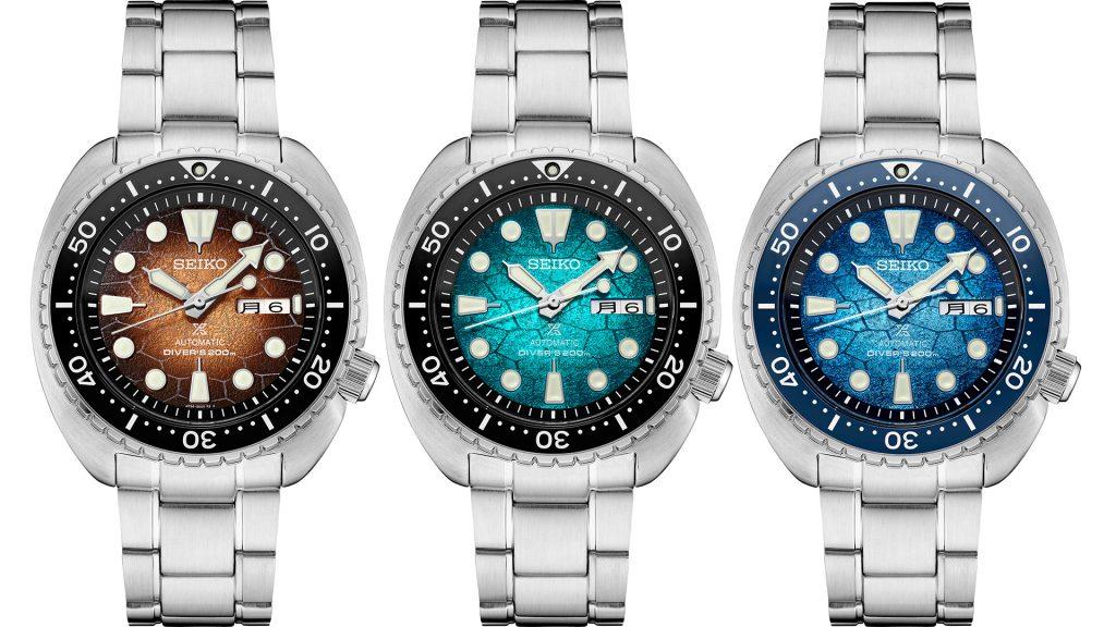Seiko Prospex US Special Edition 1 1024x576 - Seiko ra mắt bộ ba đồng hồ lặn phiên bản đặc biệt