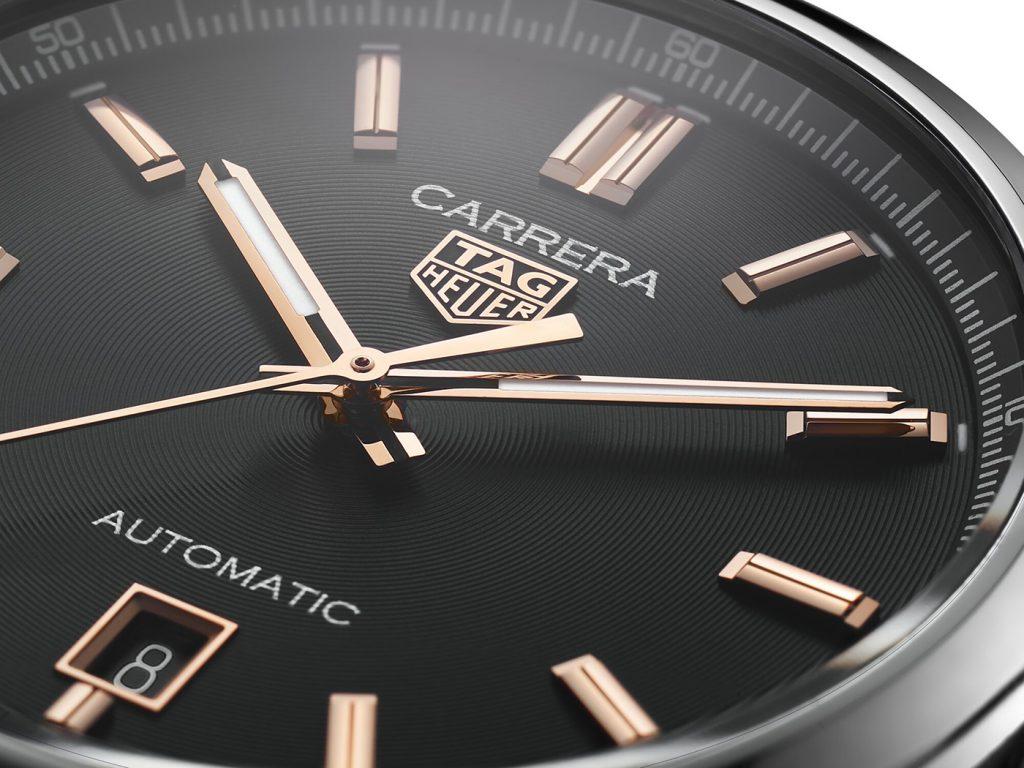TAG Heuer Carrera Three Hand Collection 18 1024x768 - TAG Heuer Debuts đã sửa đổi Bộ sưu tập đồng hồ ba kim Carrera