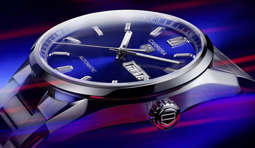 TAG Heuer Carrera Three Hand Collection 2 1024x593 - TAG Heuer Debuts đã sửa đổi Bộ sưu tập đồng hồ ba kim Carrera